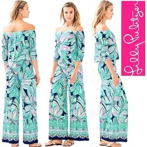 NWT Lilly Pulitzer Weslee Set